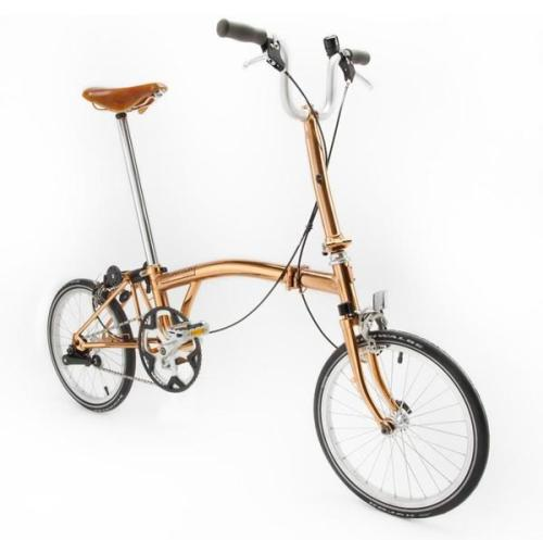Limited Edition Brompton by Tom Dixon