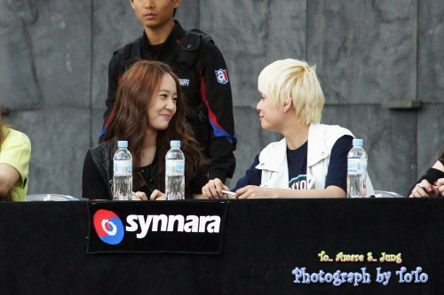 KryBer. sweet indeed. no doubt. they are real <3
