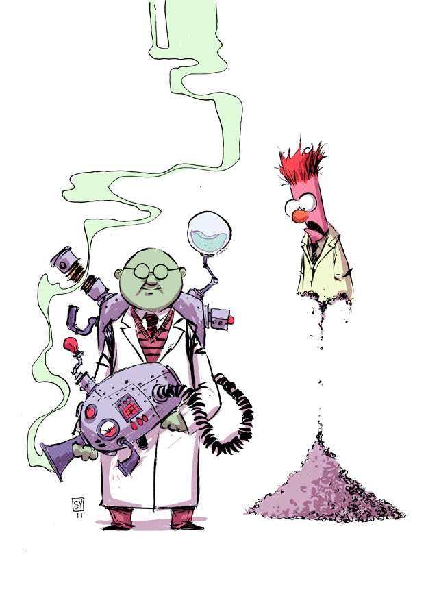 geekleetist:  Skottie's daily All proceeds this week will donated to help aid the victims of the tornado in the Joplin, MO area. BUY: HERE TWITTER•WEBSITE  <3