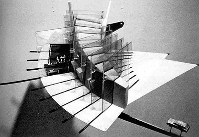 slow house (unbuilt, 1990)long island, new yorkdiller + scofidio