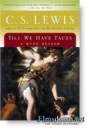 "FAIRY TALE OF THE DAY: Till We Have Faces by C.S. Lewis   In  this timeless tale of two mortal princesses — one beautiful and one  unattractive — C. S. Lewis reworks the classical myth of Cupid and  Psyche into an enduring piece of contemporary fiction. This is the story  of Orual, Psyche's embittered and ugly older sister, who possessively  and harmfully loves Psyche. Much to Orual's frustrations, Psyche is  loved by Cupid, the god of love himself, setting the troubled Orual on a  path of moral development.Set  against the backdrop of Glome, a barbaric, pre-Christian world, the  struggles between sacred and profane love are illuminated as Orual  learns that we cannot understand the intent of the gods ""till we have  faces"" and sincerity in our souls and selves."