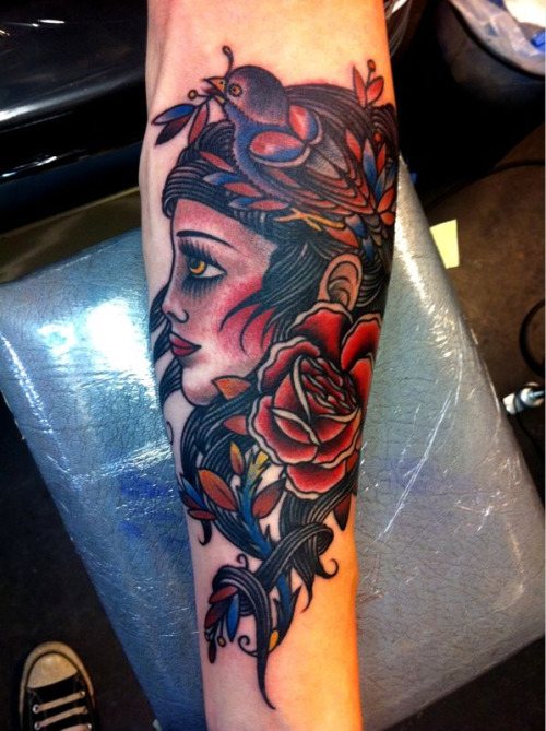 salvationtattoo:  By Joel