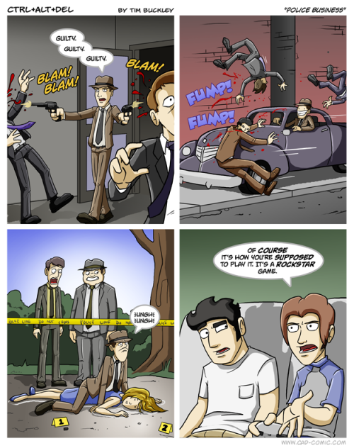 How to play L.A. Noire