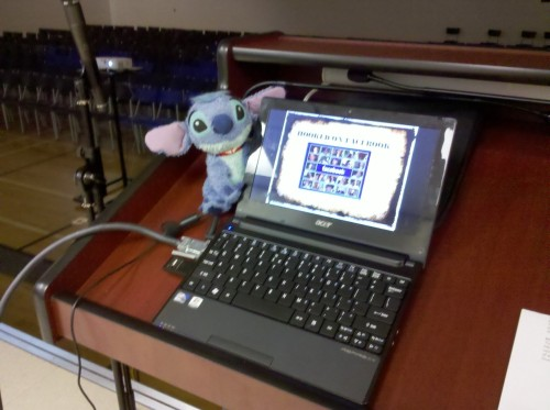 Stitch was a BIG help getting things set up for my first program in Canada!