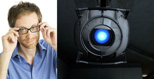 I can't figure out if I have a crush on Stephen or a crush on Wheatley…and which one is weirder…