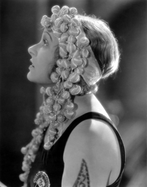 Corinne Griffith The Lady In Ermine - (1927)