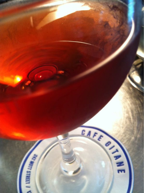 Make yourself a Kir this summer: pour 9 parts crisp White wine over 1 part crème de cassis.