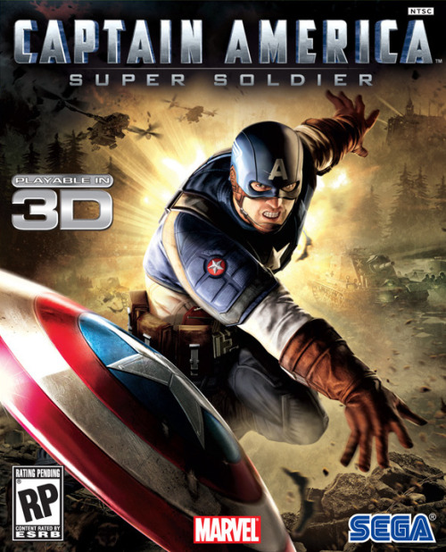 Captain America: Super Soldier Box Art (via: playerspulse)