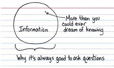 (via There's no such thing as a know-it-all. | Indexed) #via @dondepresor