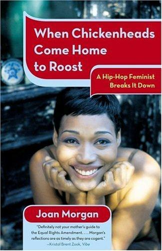 Everyone interested in hip-hop, feminism or women, period, needs to read this book. It is seminal. Anyway, been thinking a lot about all the internet-speak about whether Beyonce's new song/video is feminist, particularly with Natasha's post I repubbed at Alternet and Nineteenpercent's video [embedded and explicated in aforelinked link]. So I went back to Chickenheads to consider the context, and thought this quote was particularly relevant to the convo:  Just once, I didn't want to have to talk about 'the brothers,' 'male domination' or 'the patriarchy.' I wanted a feminism that would allow me to explore who we are as women––not victims. One that claimed the powerful richness and delicious complexities inherent in being black girls now—sistas of the post-Civil Rights, post-feminist, post soul, hip-hop generation.  This book was published in 1999 and it's still so relevant, important and powerful. Also, how about Joan Morgan's cute haircut in that book photo.