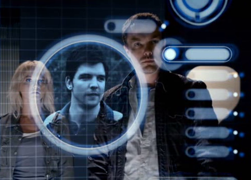 Primeval 5x01 misplacedshadow:  Oh Connor, what have you got yourself mixed up in this time…