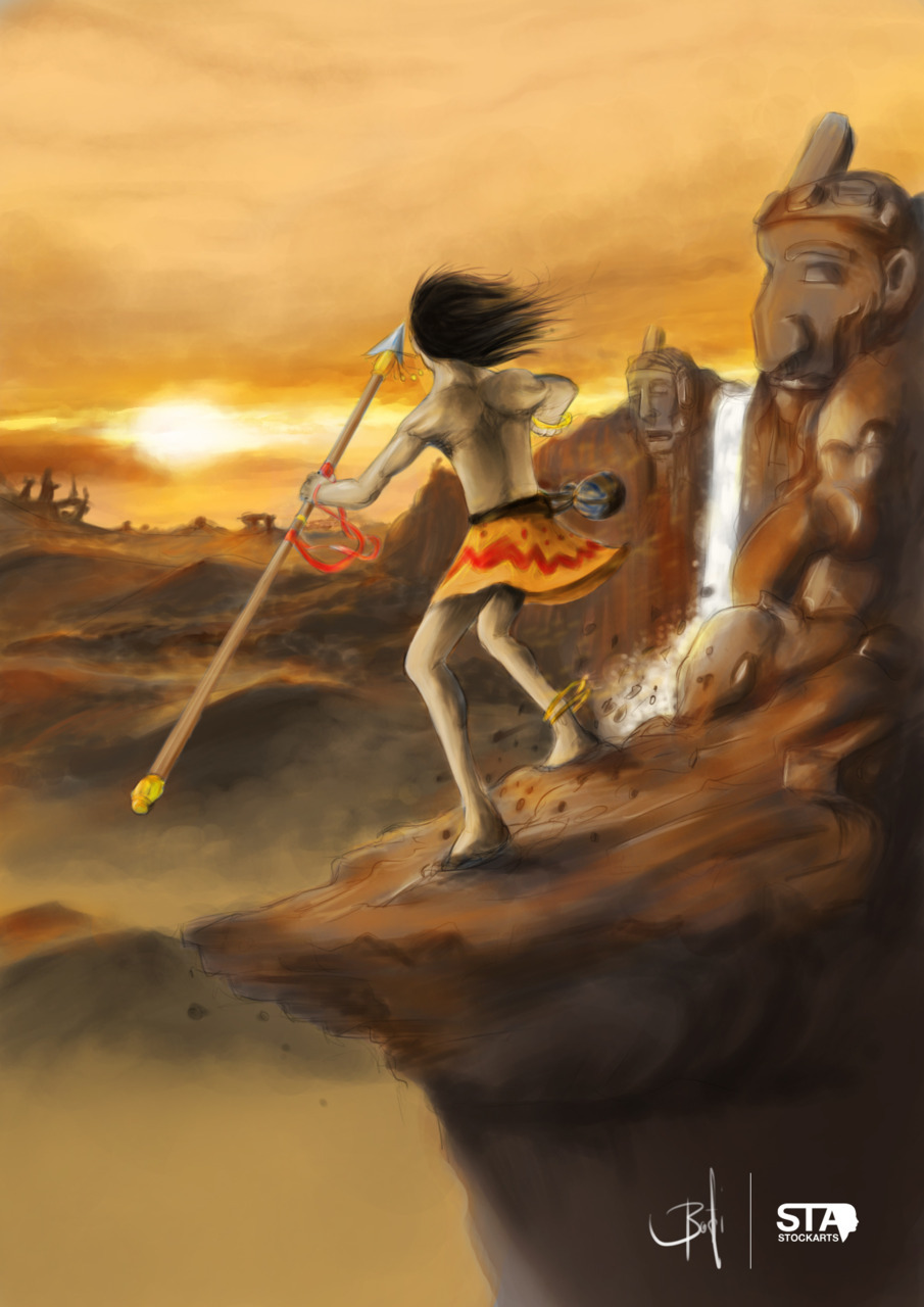 Stockarts 05/2011 Concept Art: Sunshine over El Dorado