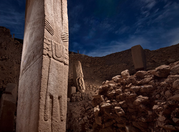 (via Göbekli Tepe - Pictures, More From National Geographic Magazine) I have to go to Gobekli Tepe. And soon. Please?