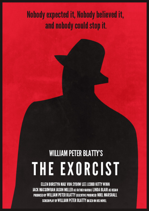 The Exorcist by John Hayward