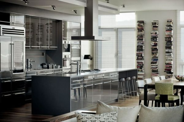 want this kitchen. certainly an incentive to work harder.