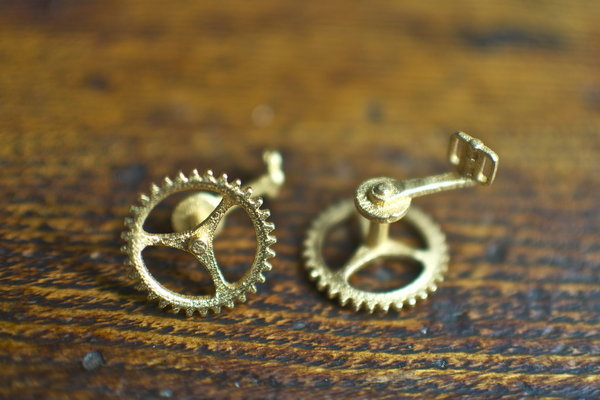 Gotham Smith Crankset Cufflinks.