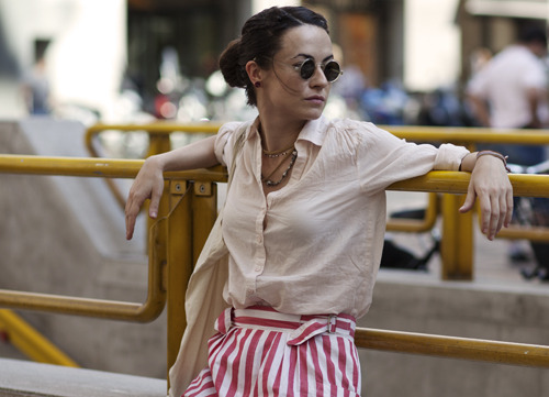 (via The Sartorialist: On the Street….Margherita, Milan)
