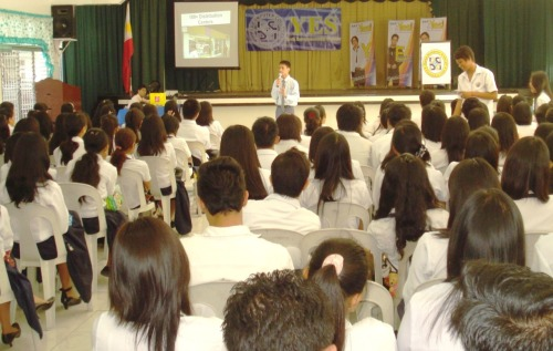 Youth Entrepreneurship Seminar 2009