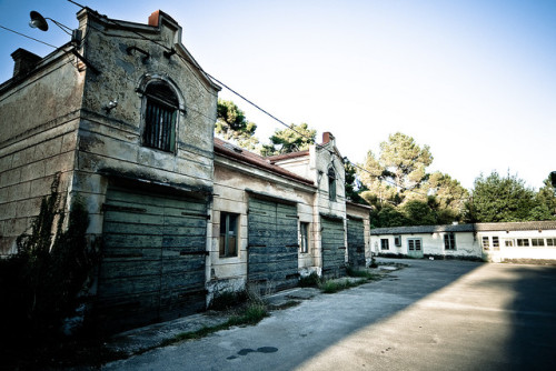 Abandoned Croatia by Rolf F. on Flickr.