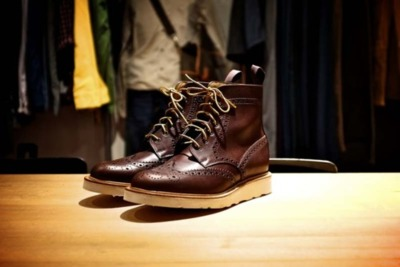 Mark McNairy X ACL & CO Brogue Boot