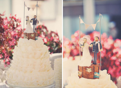 (via Emily and Christopher's Wedding « Love and Lavender)