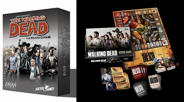 "Two Walking Dead Board Games are coming. Family game night is about to get hella' bloody. Z-Man Games will be releasing a 6-player version based on the comics this summer while Cryptozoic Entertainment is making a version based on the TV show that also lets you play as a zombie after you've been infected. Both games are set to be priced at $39.99. Not much is known about how either of these games will play, but I hope to God there's a ""cut off your arm in real life or you lose"" card. [Via Nerd Approved]"