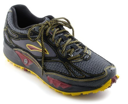 (via Brooks Cascadia 5 Trail-Running Shoes - $69.99) Mens & Womens