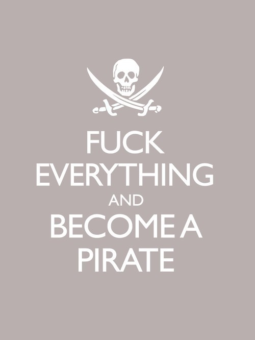 svalts:  Yarr! Happy grog-filled  scurvy Pirate Day to all ye pirates. Drink a lot 'o rum 'n  assault ye neighbor fer treasures harrharr harrharr.