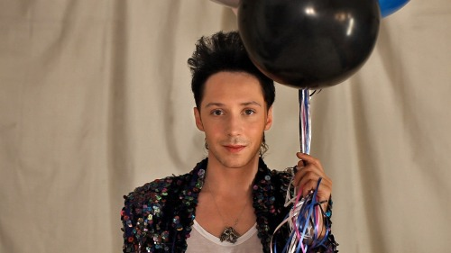Congratulations to Johnny Weir for being named the 2011 Grand Marshal of LA Pride!