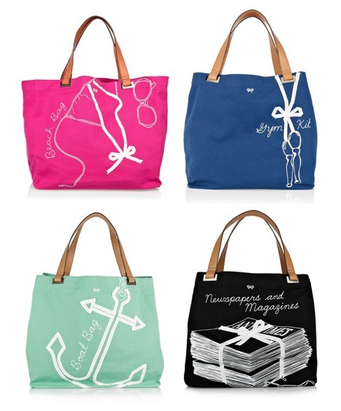 I love these bags. Want one.