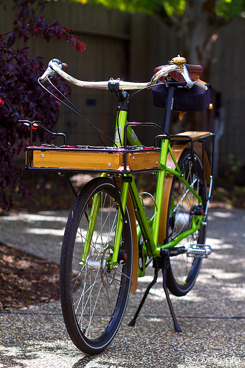 ecovelo:  (via EcoVelo » Blog Archive » Every Household Needs a Pack Mule)   One of these would be perfect for Myriam.