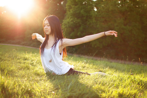 Eri at the Heath by Fufurasu on Flickr.