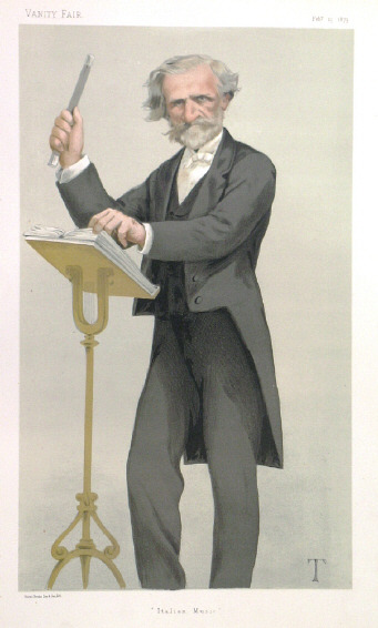 amoderndandy:  Verdi - in an amazing frock coat.