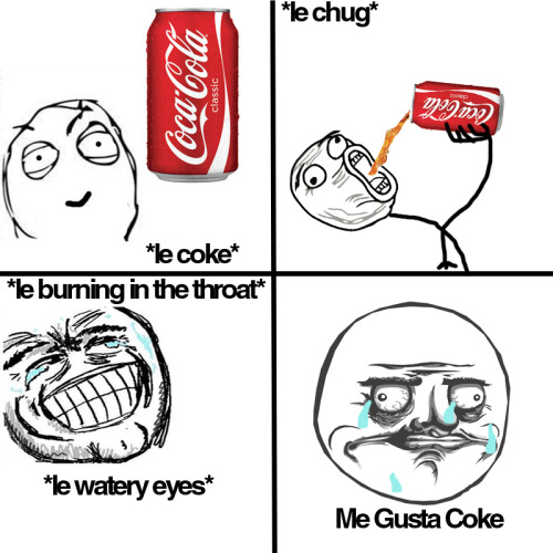 absolute-best-posts:  bigadio: Me Gusta Coke Follow this blog, you will love it on your dashboard