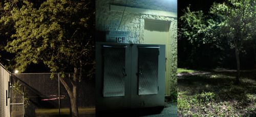 These are three locations for three new images that I shot for my Slow Wave series. The first, of Ryan Loewy, is a park in Connecticut.  Ryan was the beginning of this series, which I started out shooting digital for.  Since I now only shoot film, primarily 4x5, I decided to reshoot the ones that I shot digitally.  So this image will replace the old one of him.  I visited Ryan at his house in CT this Monday and Tuesday.  We drove around for awhile looking for a good location for this image and there were so many great places in his hometown of Brookfield.  When we drove past this park, I knew it was perfect.  The scene was so dynamic, and the weather added a really interesting element to the photo. The third, of Jeffrae Earley, is near a park in West Babylon, NY.  Jeffrae is the first older adult I've shot for this series.  I just recently decided to expand the subjects to more than just people around my age, and Jeffrae was the lucky first.  Every time I've driven to her house, I've looked at this location and really wanted to use it for this series, which I finally got to tonight. The second is in a place called Washingtonville, NY.  A filmmaker and good friend of mine, Pete Macaluso, recently started up a gallery called The Pedestrian and is now working to bring back the Washingtonville Art Society.  He's a very talented filmmaker with a lot of really great ideas and ambitions.  So when I went to a meeting for the Washingtonville Art Society this past Tuesday, I asked Pete if he'd be willing to pose for a photo.  Being a huge supporter of the arts, he of course said yes.  This one's gonna be great.  http://www.facebook.com/profile.php?id=100002209240065&sk=wall http://www.facebook.com/The.Pedestrian.Art.Gallery