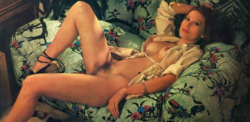 Nina, Playmen Magazine 1975