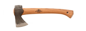 Gränsfors Bruks Wildlife Hatchet: This is a lovely thing - beautifully hand-made, and built for everyday use. It's very small (yet usable) and doubles up as a hammer if I'm setting up camp. Essential for prepping firewood or limbing branches. Comes with a nice leather sheath, too.