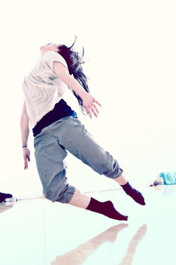 Pick from a dance shoot for a piece being developed by Victor Fung. Dancer: Miranda