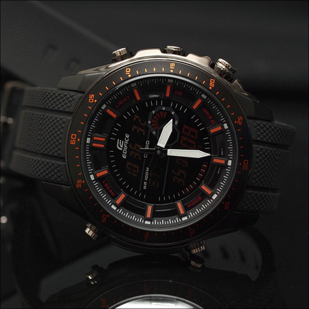 Edifice Black Label