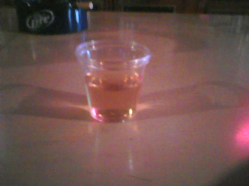 Montana Apple Pie….yummy everclear drink !! yippy ki yay !!