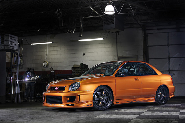 Bronzer by Jon Domingo Subaru Impreza WRX Location: Illinois, USA