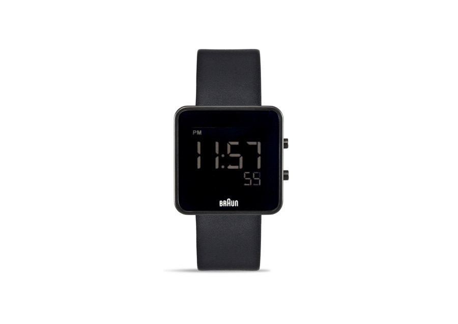 simplypi:  Braun Digital Watch