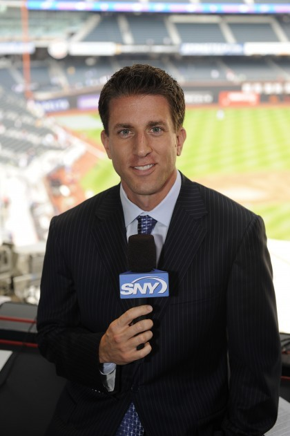 Burkhardt chooses a cause close to him - New York Daily News Kevin Burkhardt had been seeking a way to use his platform to promote a worthy cause, and finally found it in his own experience.  The Mets broadcaster, who suffers from celiac disease, was the driving force behind Friday's Celiac Disease Awareness night at Citi Field. The disease, which affects 1 out of every 100 Americans, is an autoimmune disorder triggered by the protein gluten found in wheat, barley and rye.  Left untreated, it can lead to serious autoimmune diseases, osteoporosis, thyroid disease and cancer—but 90 percent of those who have it are not aware. So Burkhardt—who was diagnosed 10 years ago after losing 30 pounds in a month, and now must monitor his diet with great care—will host a pregame event Friday, which will include a memorabilia auction and chance to shadow Burkhardt before a game and watch the Mets take batting practice. Tickets to Friday's pregame events can be purchased through Mets.com/celiac or by calling (718) 507-TIXX.  Net proceeds will go towards celiac education and awareness programs.
