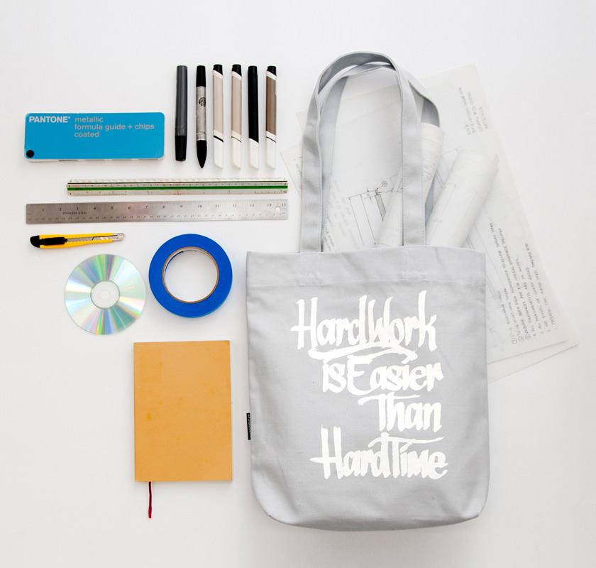 SUBMISSION: Homeboy Tote Bags from Artecnica