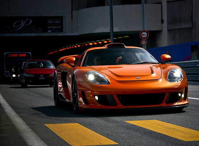 It's Game Time by Lorenzo Oro Gemballa Mirage GT Version 2 Location: Monaco