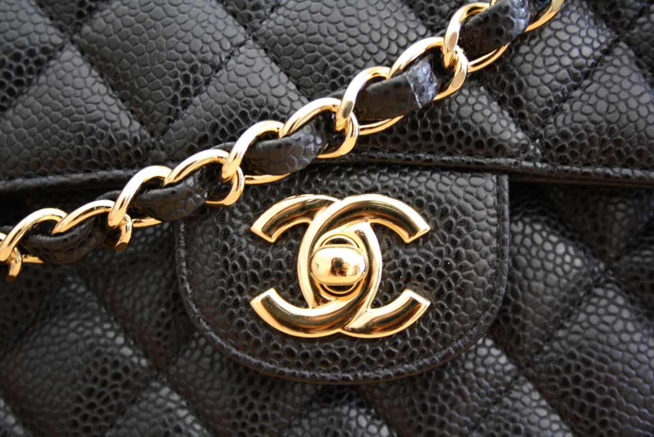 The pride and joy of my wardrobe: Chanel 2.55