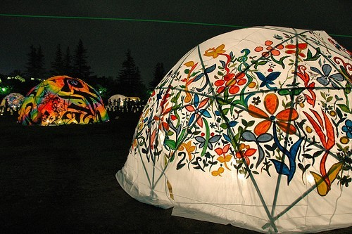 creatingaquietmind:  i want these tents!