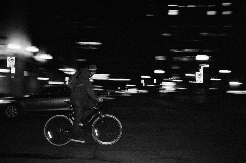 bike at night on Flickr.