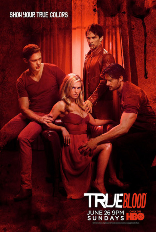 true blood season 4 promo posters. New Promo Posters for TRUE