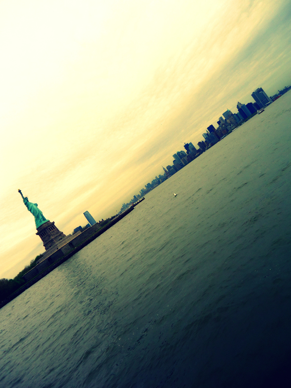 America the Beautiful.  WELCOME TO NEW YORK BITCHES. Photography…by Muah Moi.